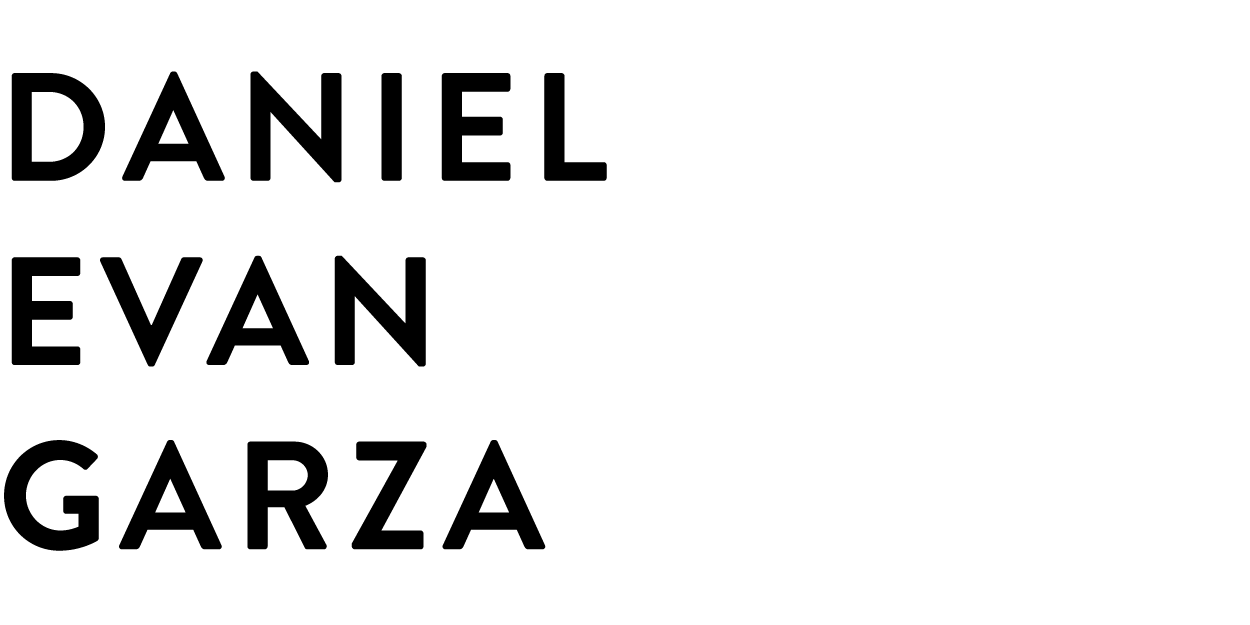 The Portfolio of Daniel Evan Garza